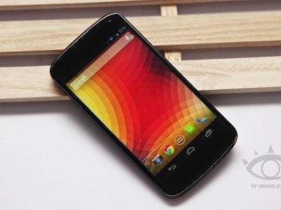 CP 值超高!Google Nexus 4 實測體驗