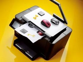 3D掃描器快拍實物影像,能馬上列印出來,也能存成適合網拍的照片檔案