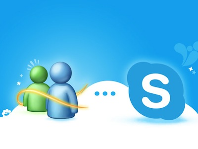 Windows Live Messenger 下載不到了!官方要大家改用 Skype