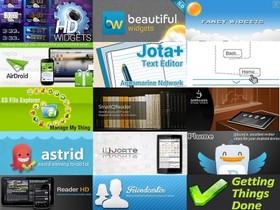 10個用途、10款 Android 平板 Apps 推薦,讓你的平板更好用
