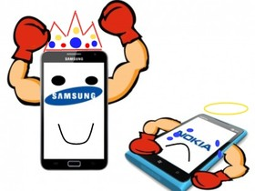 IHS 數據預測,Samsung 將超越 Nokia 成為手機製造商龍頭