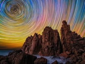 只要有心,入門單眼也能拍出令人驚艷的絢麗星空