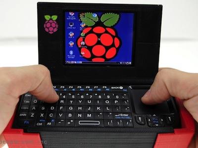 筆電也能自己做!魔人改裝迷你電腦 Raspberry Pi,DIY 小筆電給你看