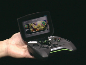 NVIDIA 發表 Project Shield 遊戲掌機,搭 Android 系統、 5 吋觸控螢幕、Tegra 4 處理器