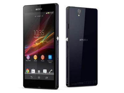 Sony Xperia Z、Xperia ZL 5吋螢幕旗艦機 CES 登場,台灣 14 日發表
