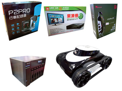 T小編挖寶:可連 Wi-Fi 的外接硬碟、學謝金燕嗶嗶嗶的行車記錄器