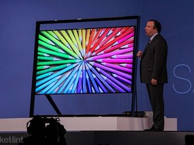 4K Ultra HD 電視、螢幕大噴發,CES 2013 集合報導