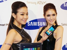 WP8 手機 Samsung Ativ S 2月4日上市,搭中華 383 資費 15,390 元起