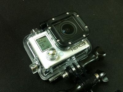 GoPro HERO3 評測:4K 錄影、30FPS 連拍、WiFi 加持,性能全面升級