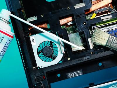 筆電內部積灰塵很可怕!教你完全拆解,進行清潔不求人