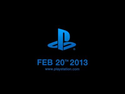 Sony 將在 2 月 20 日舉行 PlayStation 發佈會,PS4 可能提早現身?