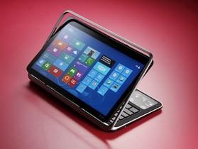 Dell XPS 12 評測:可翻轉玩觸控的平板筆電