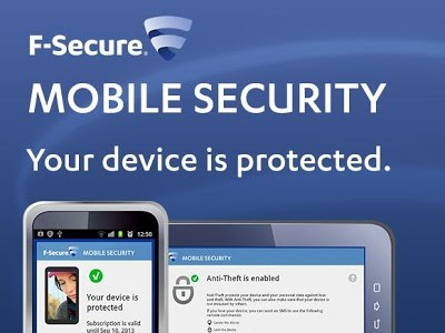 F-Secure Mobile Security:不只防毒、也管理手機安全