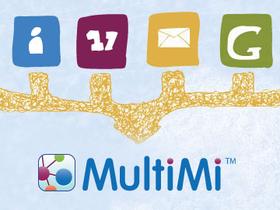 MultiMi 資訊整合器,電子郵件、社群、RSS、線上文件、雲端相簿,一個介面全包了