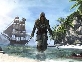 《刺客教條 4:黑旗》正式發表,超過 50 個探索地點的超級海盜生涯