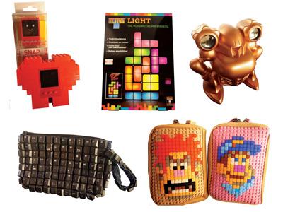 T小編挖寶:懷舊俄羅斯方塊燈飾、超Fashion鍵盤包