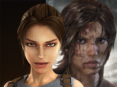 11位姿態大轉變遊戲主角,他們真的是同一人嗎?