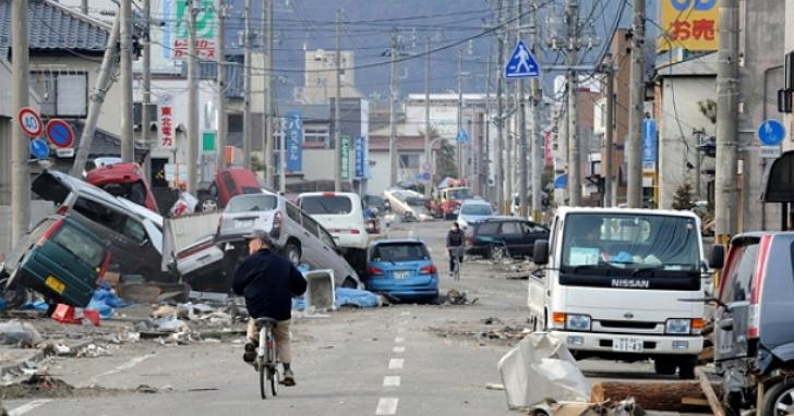 『歷史回顧』日本 311 大地震,當年的海嘯衝擊以及之後的恢復狀況