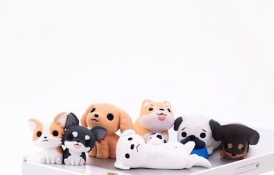 iPhone 5 超萌貓咪耳機塞,狗狗版登場