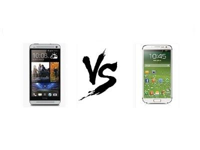 年度旗艦機王對決,Galaxy S4 對上 HTC One 你選誰?