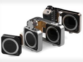 相機也搞變型, EQUINOX 概念機讓你隨心所欲換機身造型