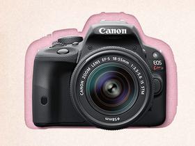 Canon 入門新機 EOS 100D 發表,世界最輕、Kit 組預估售價 24,000 元