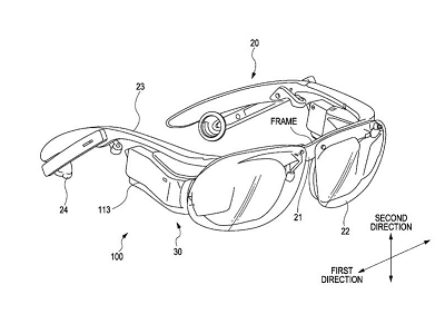 Google 眼鏡新對手:Sony 也將推出智慧眼鏡,兩側都有顯示螢幕