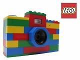 樂高推出數位相機、MP3隨身聽,超可愛!