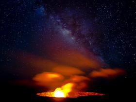 玩命也要拍!1000度高溫,挑戰夏威夷活火山攝影