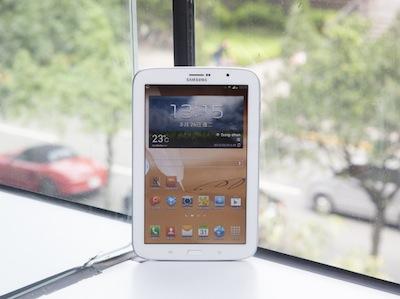 Samsung GALAXY Note 8.0 在台發表,S Pen更強化、將於 4月中出貨