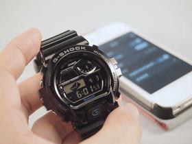 CASIO G-SHOCK 藍牙手錶 GB-6900 動手玩,連結 iPhone 的潮流科技之作