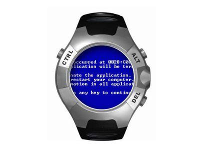穿戴式科技正夯,微軟有意加入智慧型手錶戰場