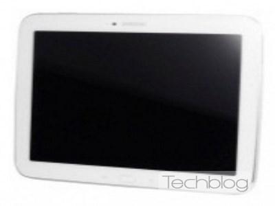 傳三星將推出 Galaxy Tab3 10.1 ,神似 Note 8.0 放大版
