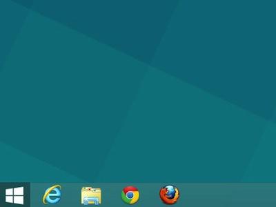 Windows 8.1 加入開始鍵,開機即可進入桌面
