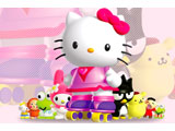 <del>無嘴貓</del> Hello Kitty 攻佔 Google Chrome!
