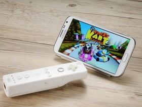 用 Wii 把手玩 Android 遊戲,設定簡單,馬上可玩