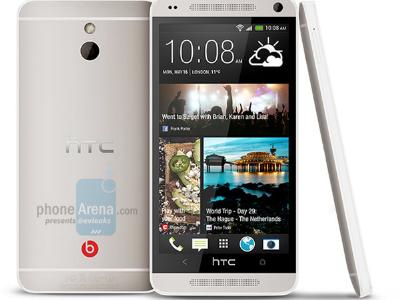 HTC M4 宣傳照及規格曝光,跟 One 生得一個樣