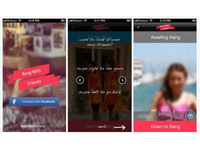 約會 / 約炮應用 Bang With Friends 正式推出 iOS 及 Android 版本 App
