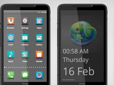 HTC HD2 刷機成 Firefox OS ,T小編第一手把玩
