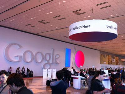 Google I/O 2013 官方直播影片,現場花絮直擊