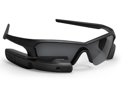 智慧型眼鏡不是只有 Google Glass,加拿大公司也推出使用 Android 的智慧型墨鏡 | T客邦