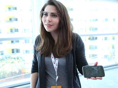 Google I/O 2013:小編體驗 Google Glass,新 App 、開發者工具進駐