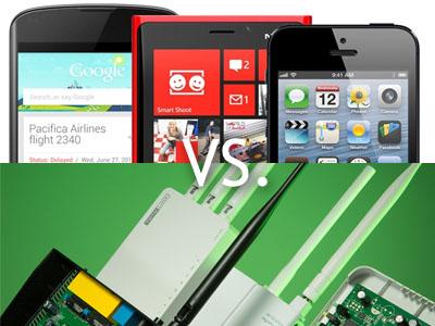 3G/4G vs. WiFi,免費才是王道?