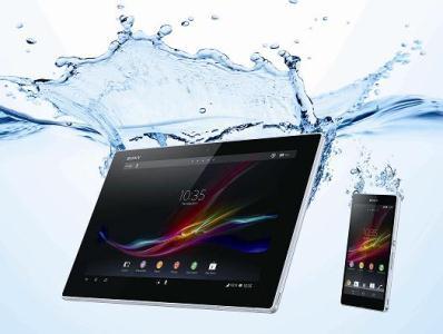 Xperia™ Tablet Z 承襲極致 完美詮釋 集結Sony科技之最  淋漓盡致巨獻