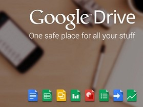 Google Drive的Android版更新,採用新的卡片式設計,可用OCR掃描識別文件收據等