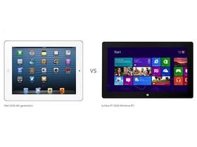 微軟官方出擊,WIndows 8 平板機海對決 iPad