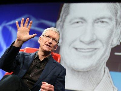 D11 Conference 科技大會,Tim Cook 大談 Apple TV、對 Google Glass 觀點