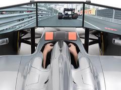 Costco好事多網站竟有賣百萬 F1 駕駛模擬器!