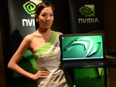 NVIDIA GeForce GTX 700M 登場,開始進入下一代輕薄遊戲筆電體驗