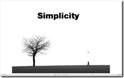 簡報極簡主義:2個得獎優秀簡報分析(三)